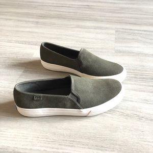Keds Double Decker Slip On Sneakers